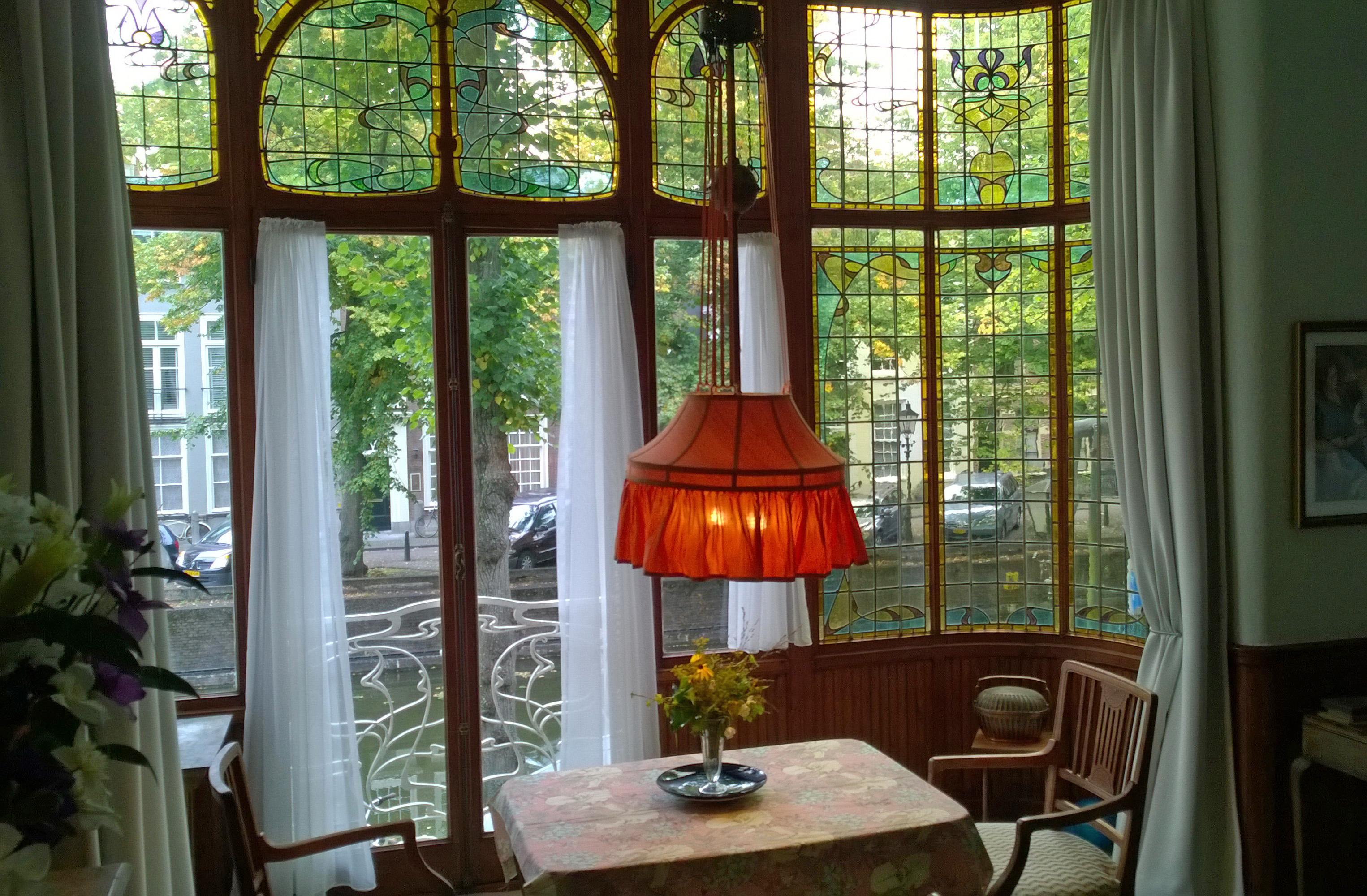 Lorrie huis smidswater 26 den haag interieur woonkamer anno1900 - Interieur van huis ...