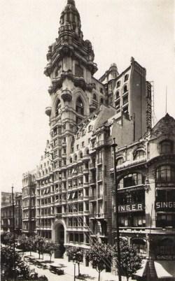 Palacio Bartolo in Buenos Aires
