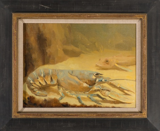 Gerrit Willem Dijsselhof, Kreeft, 1886 (Collectie SSK)