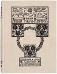 Dominee Geeston - Marie Metz-Koning, bandontwerp: Herman Teirlinck (1904)