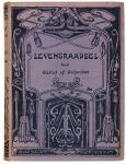 Levensraadsel - Gustaf af Geijerstam, bandontwerp: Cornelia van der Hart (1902)