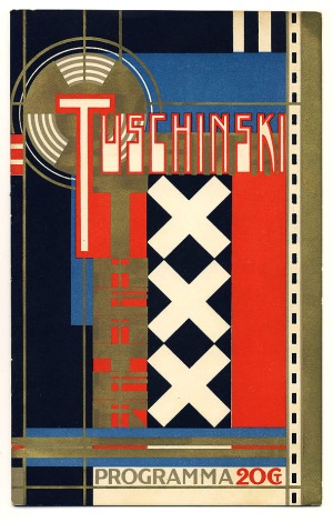 Programma_Tuschinski_Theater_Amsterdam_Jac_Jongert_cover