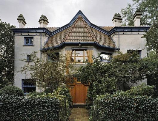 Voorgevel_art_nouveau-jugendstil_villa_Huis_de_Zeemeeuw_Den_Haag_Scheveningen_RCE