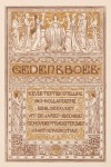 Titelpagina Gedenkboek Keuze tentoonstelling van Hollandsche schilderkunst Antoon Derkinderen 1892