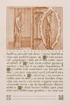 Pagina uit Het Hooglied van Salomo, boekversiering: Piet Klaarhamer en Bart van der Leck (1905)