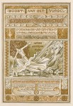 Titelpagina Gijsbreght van Aemstel 1893 Antoon Derkinderen