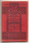 De Beweging omslag Hendrik Petrus Berlage 1908