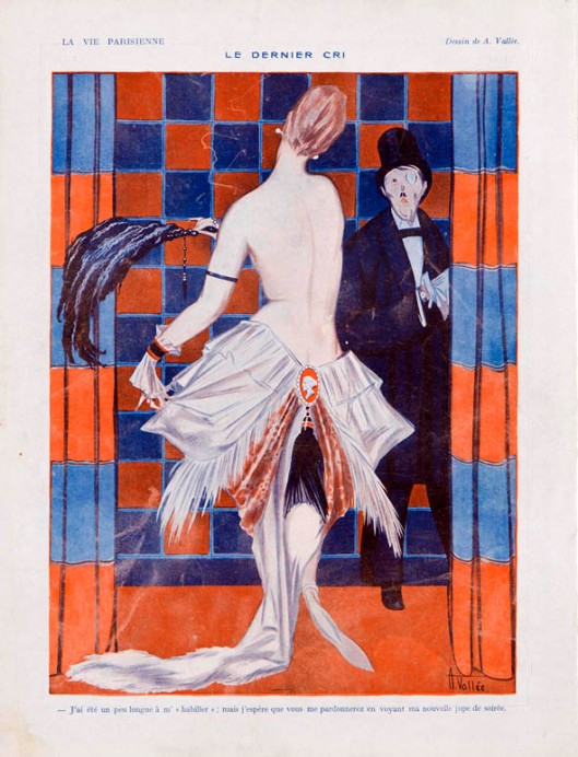 La_Vie_Parisienne_illustration_Armand_Vallee_art deco_avril_1920