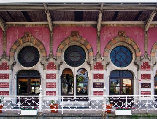 Sirkeci-station, Istanbul (foto Arjan den Boer)