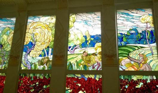 Otto_Wagner_villa_Ernst_Fuchs_Museum_glas-in-loodramen_Adolf_Böhm