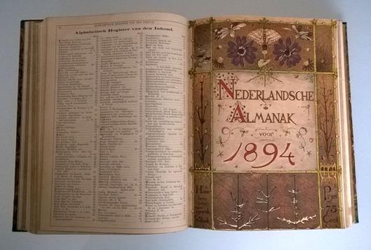 Nederlandsche_Almanak_1894_omslag_Nieuwenhuis