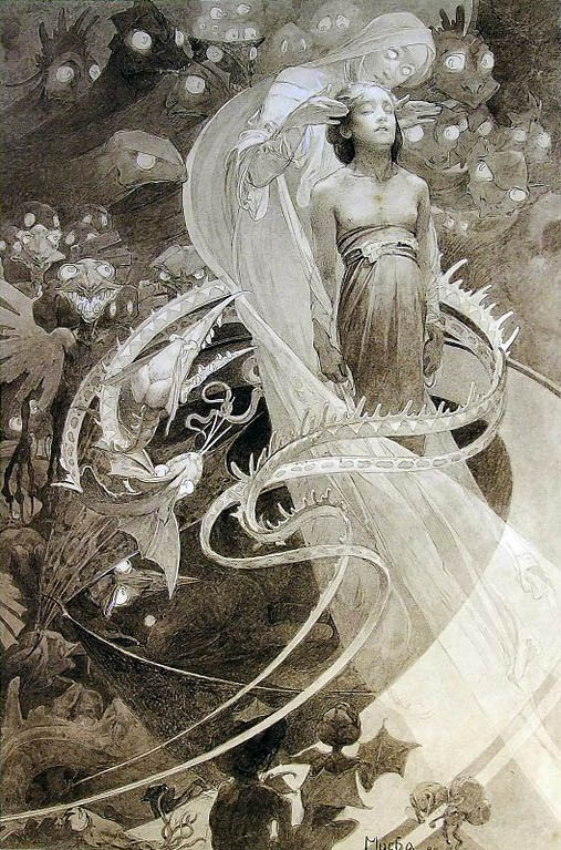 Mucha_Le_Pater_illustration_page_21