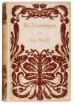 De Tweelingen door Top Naeff, bandontwerp: Cornelia van der Hart (1906)