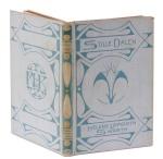 Stille dalen - Hélène Lapidoth Swarth, bandontwerp: Reinier de Vries (1898)