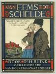 Van Eems tot Schelde - Wandelingen door oud en nieuw Nederland, omslagontwerp: Wijnand Otto Jan Nieuwenkamp (1902)