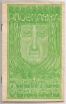 Programmaboekje voor Theaterverkade (1915) omslagontwerp Chris Lebeau