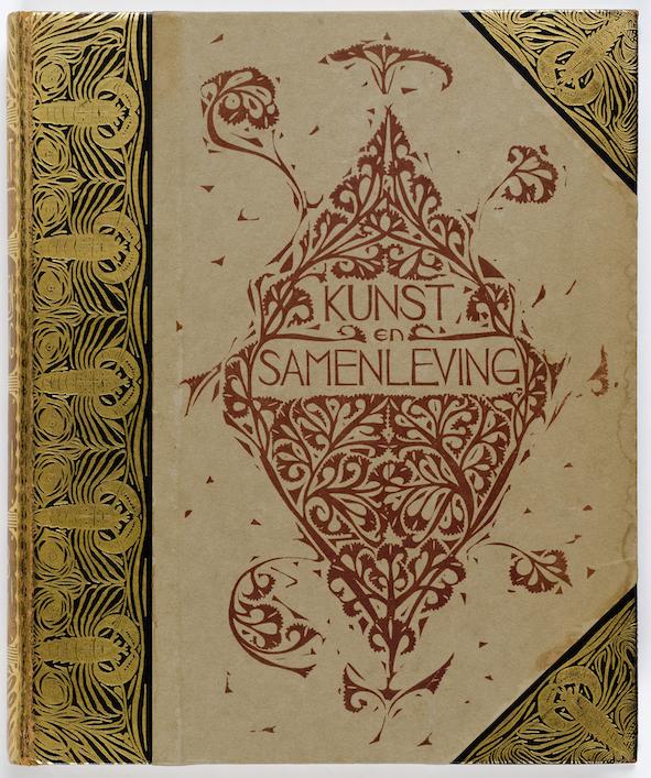 G.W. Dijsselhof: pionier van de boekkunst