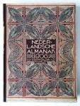 Nederlandsche Almanak 1906, omslagontwerp: Theo Neuhuys