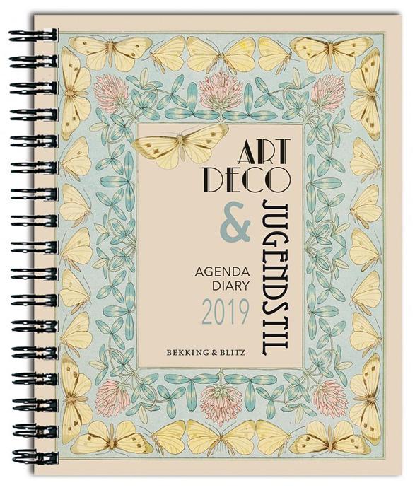 Art Deco & Jugendstil agenda 2019