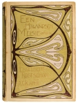 art nouveau boekband bandontwerp Gustaaf van de Wall Perné