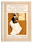 art nouveau boekband bandontwerp van Jan Sluijters
