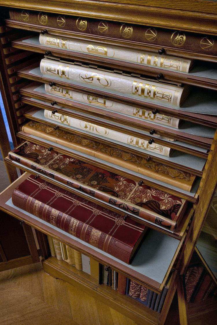 Unieke topstukken op tentoonstelling over art-nouveauboeken