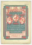 Tijdschrift De Jaarbeurs feb. 1921, omslagontwerp: Nico van de Vecht