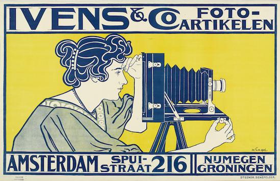 Fotograferen anno 1900